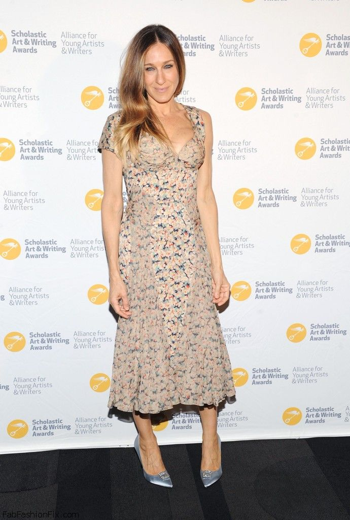 Sarah Jessica Parker Alliance For Young Artists & Writers Benefit