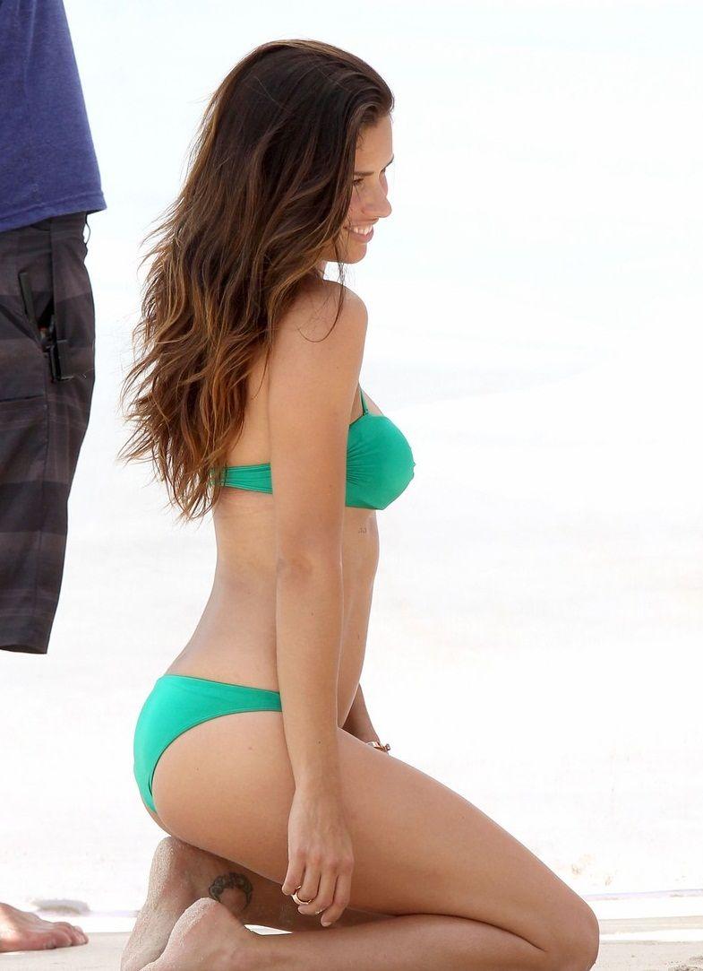 Exclusive... Adriana Lima Shows Off Her Bikini Body