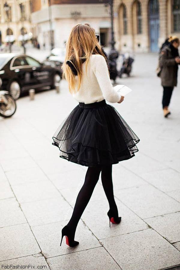 Paris dress style