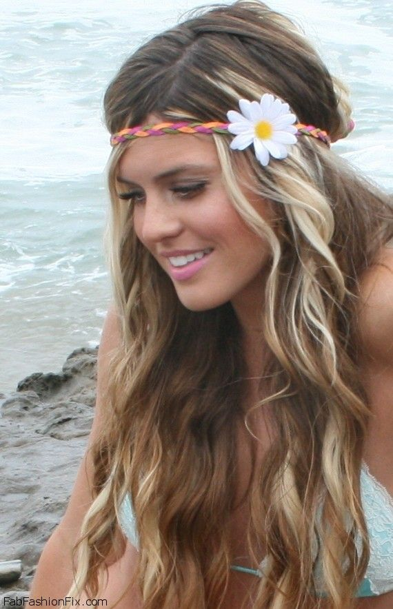 How to create perfect beach waves hair? Beach Waves ...