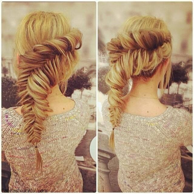 For More Practice And Inspiration Check Out These Step By Step Video Tutorials On How To Make Fishtail Braid Hairstyle