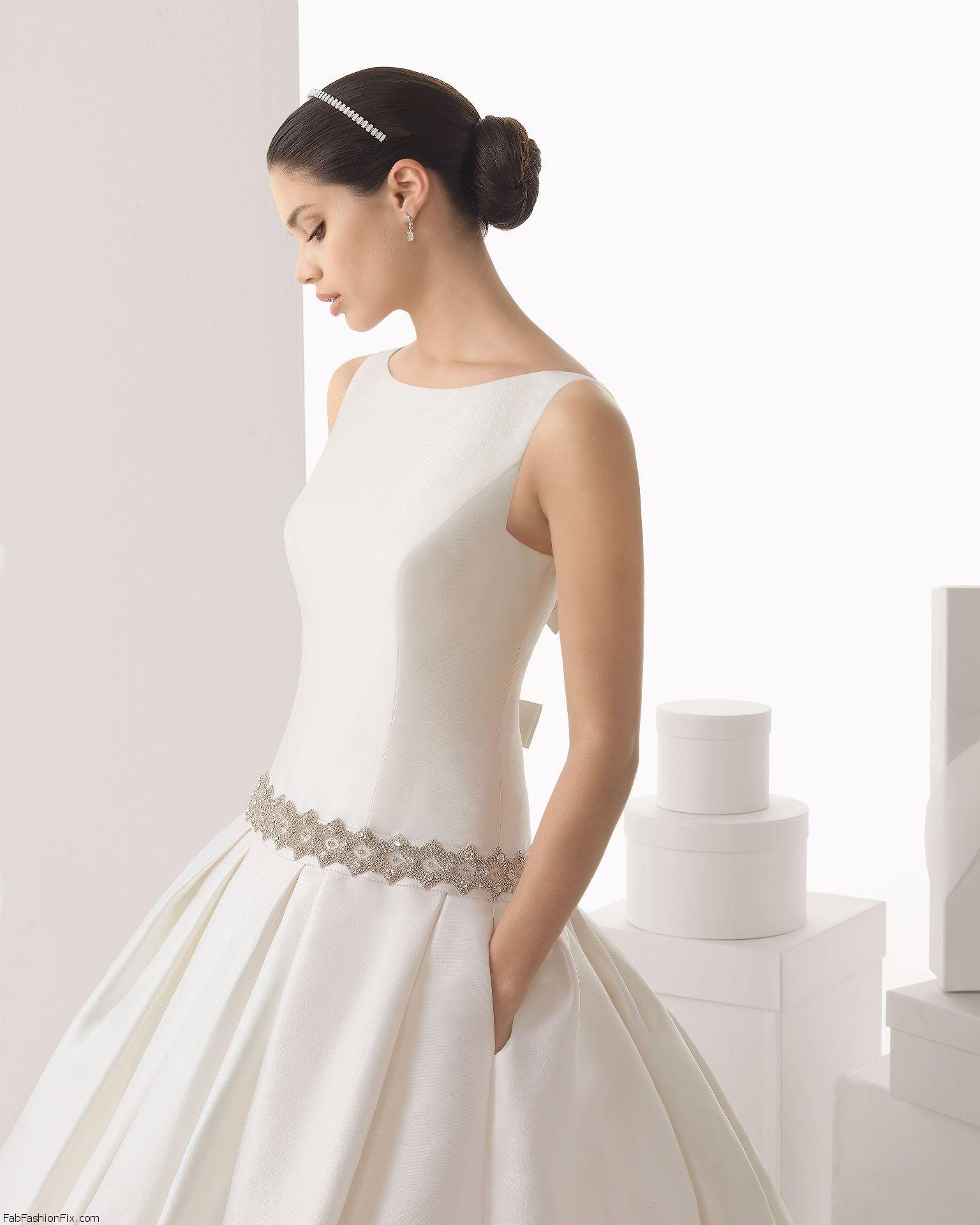 Rosa Clara Bridal collection 2014 (part 3) - Fab Fashion Fix