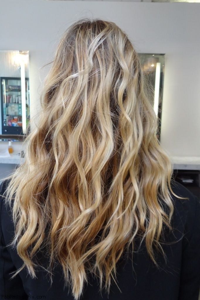 How To Create Perfect Beach Waves Hair Beach Waves