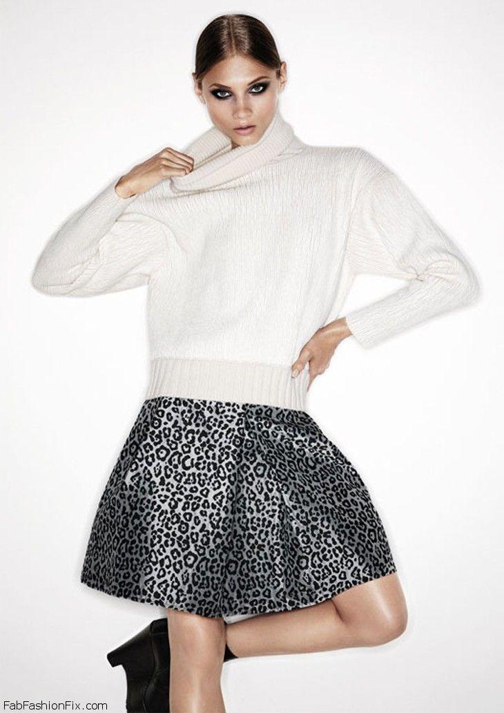 outlet store aea1c 431f4 Anna Selezneva for Pinko Fall 2013 campaign | Fab Fashion Fix