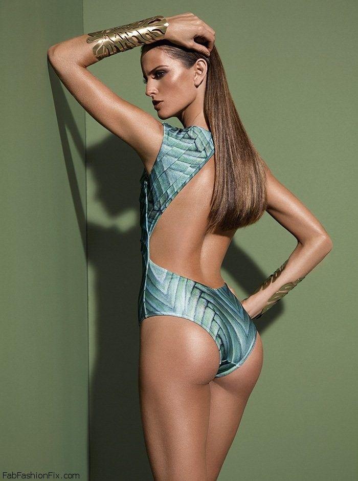 c01b505d0216d Izabel Goulart for Agua de Coco Summer 2014 | Fab Fashion Fix
