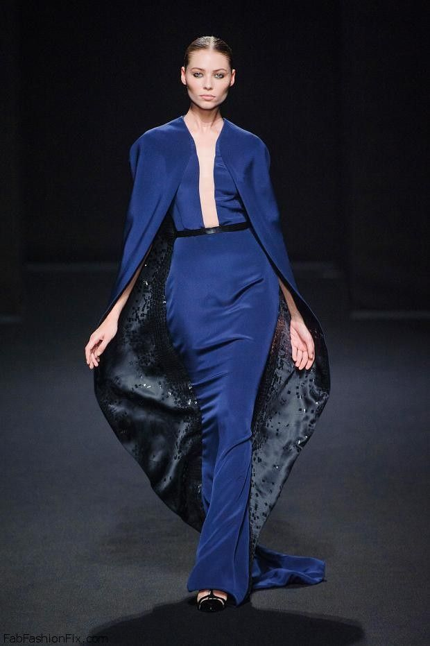 Stephane Rolland Haute Couture Fall Winter 2013 14