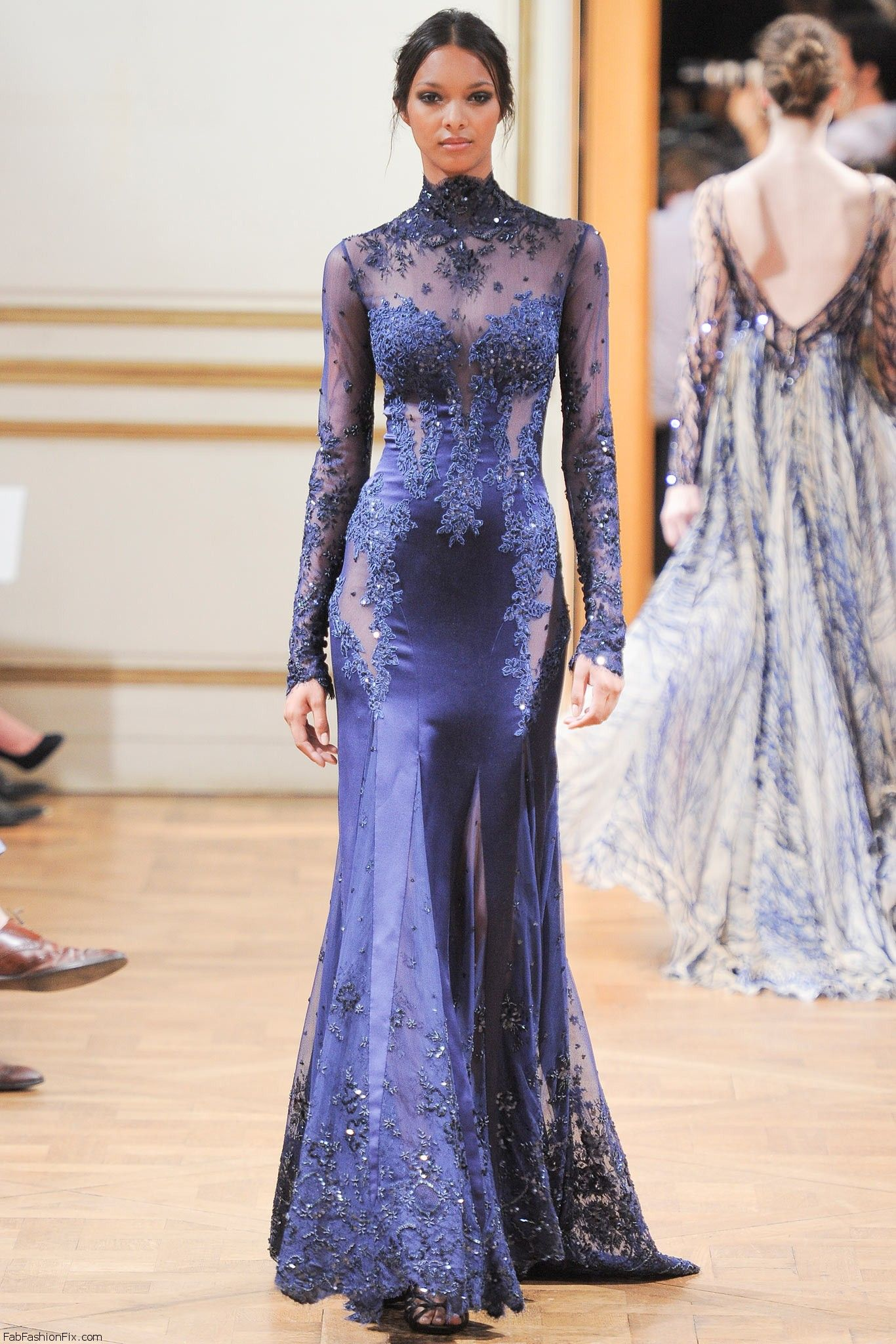 Zuhair Murad Haute Couture Fall Winter 2013 14 Collection Fab Fashion Fix