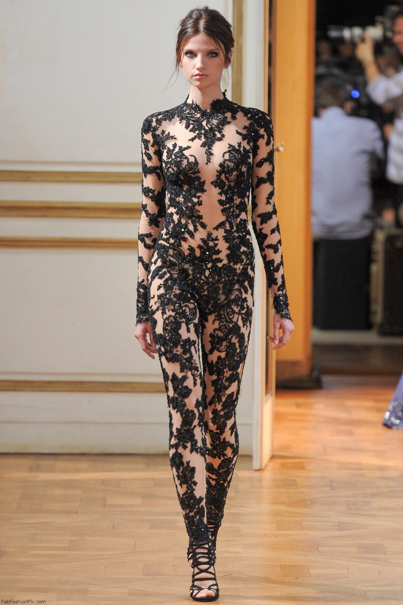 Zuhair Murad Haute Couture Fall Winter 2013 14 Collection