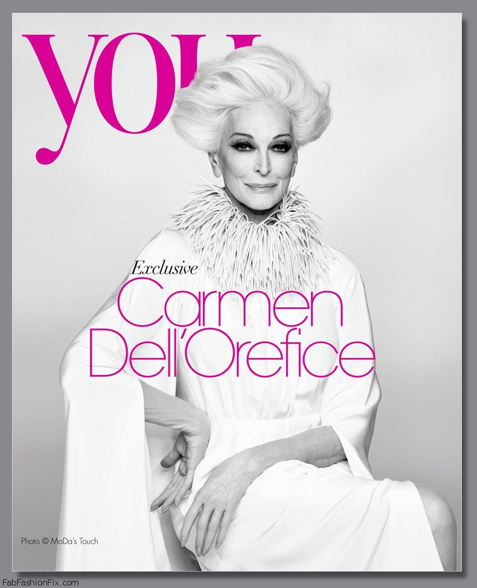 YOU Magazine, 7 July 2013 (cover)
