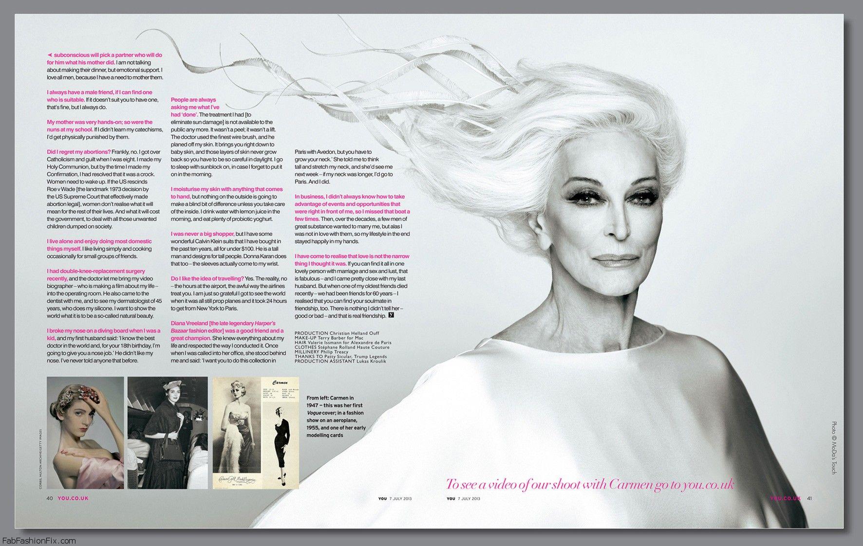 YOU Magazine, 7 July 2013 (p40 & p41)