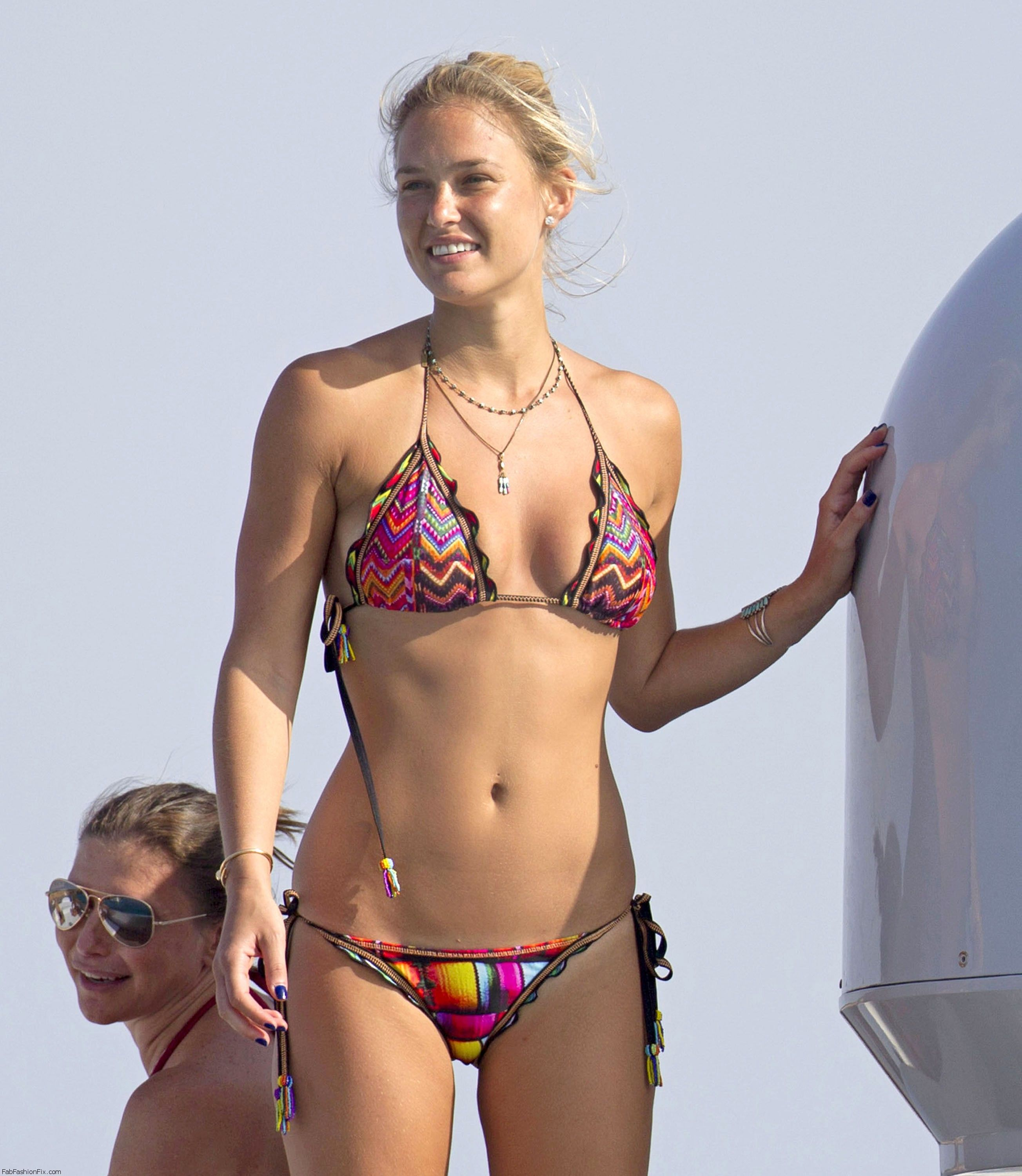 Thanks Footjob Bar refaeli bikini