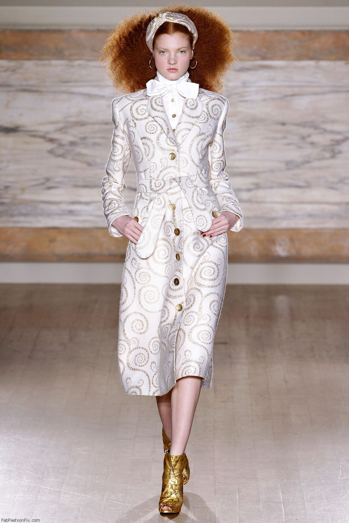 L'Wren Scott Fall/Winter 2013 Collection