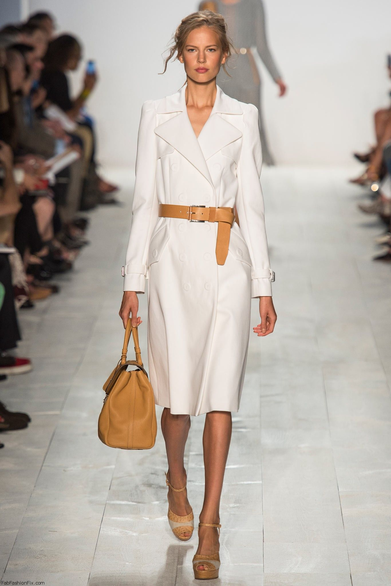 Michael Kors Spring Summer 2014 Collection New York