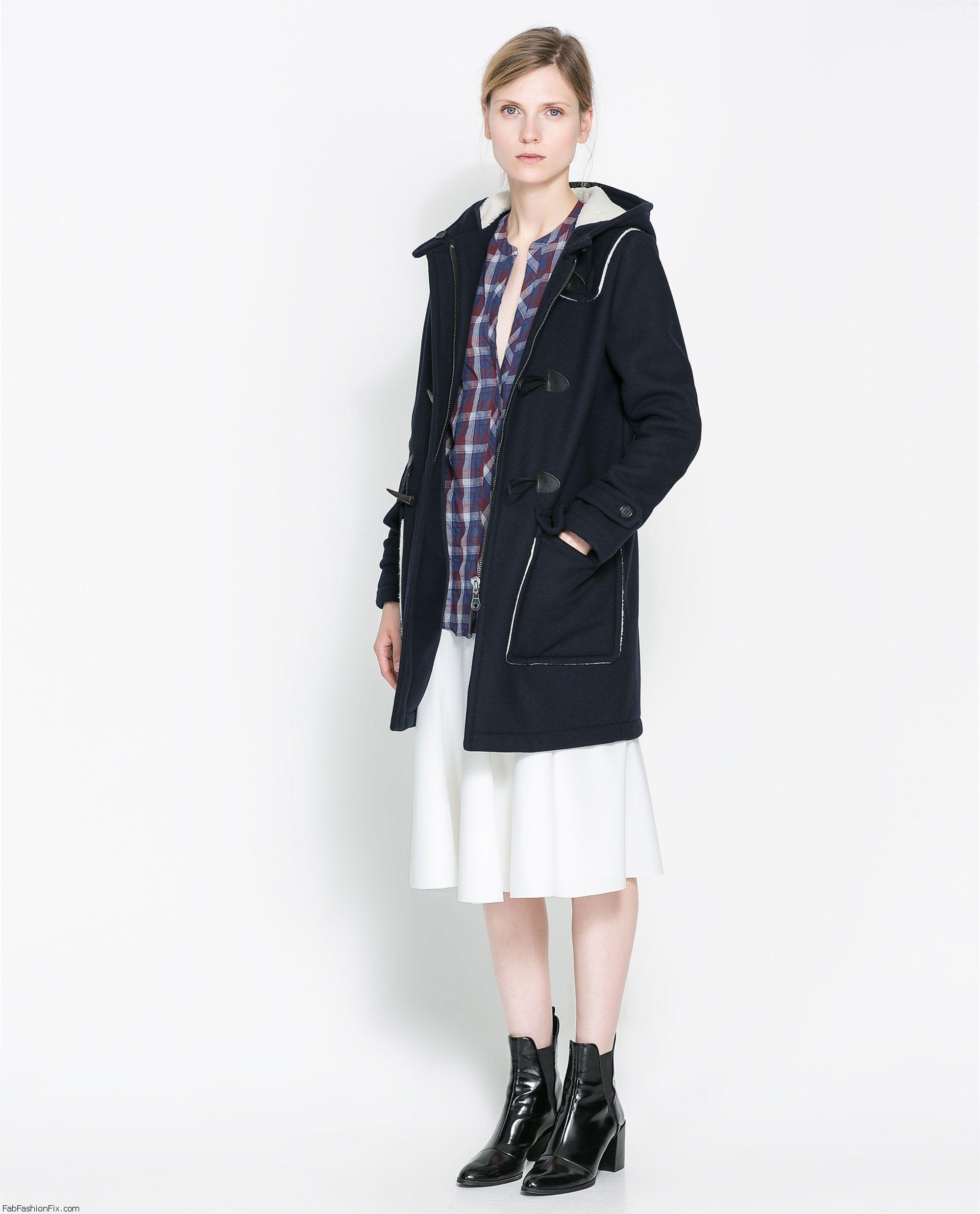 Zara Coats Amp Jackets For Fall Winter 2013 Fab Fashion Fix