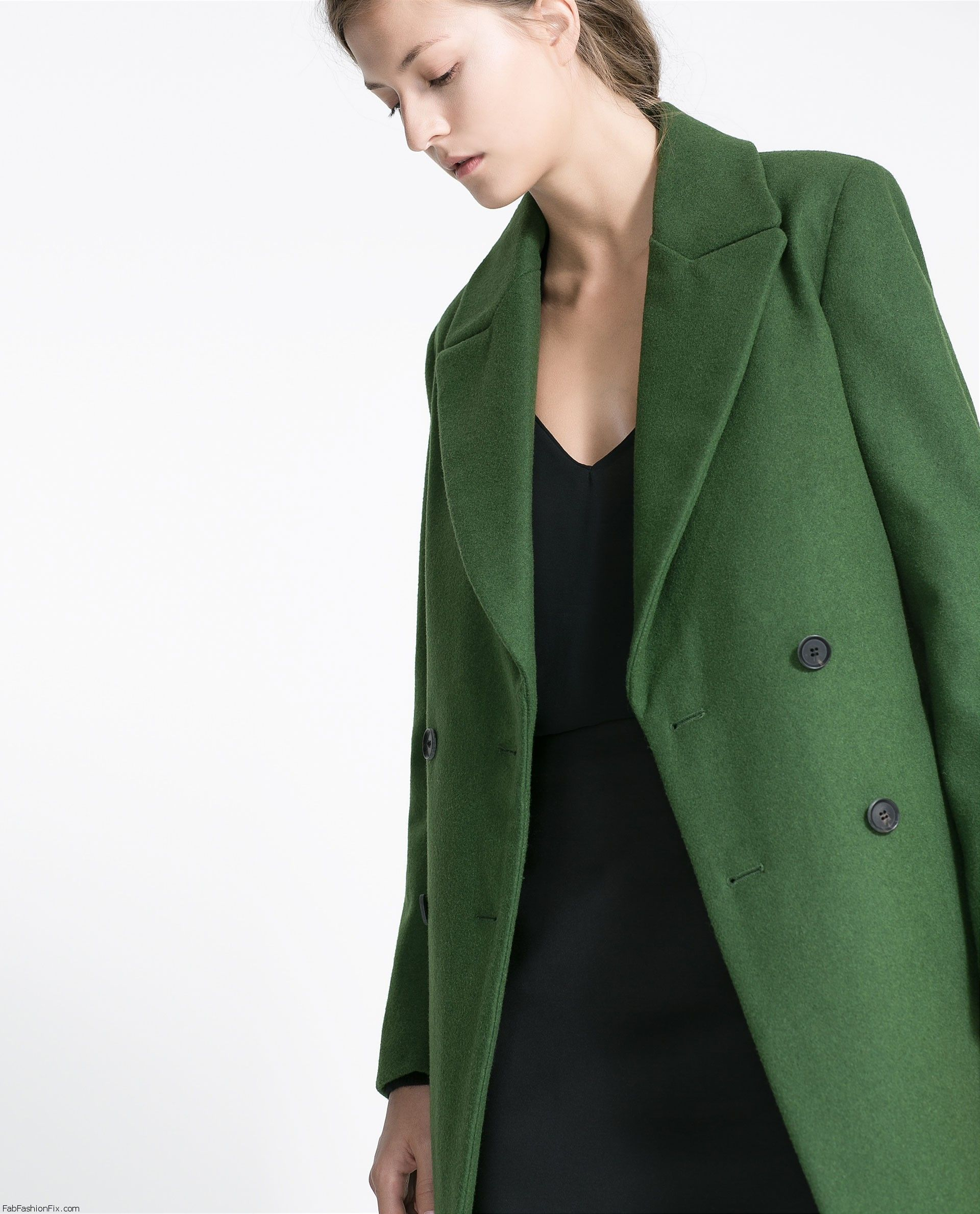 ZARA coats & jackets for fall/winter 2013 | Fab Fashion Fix