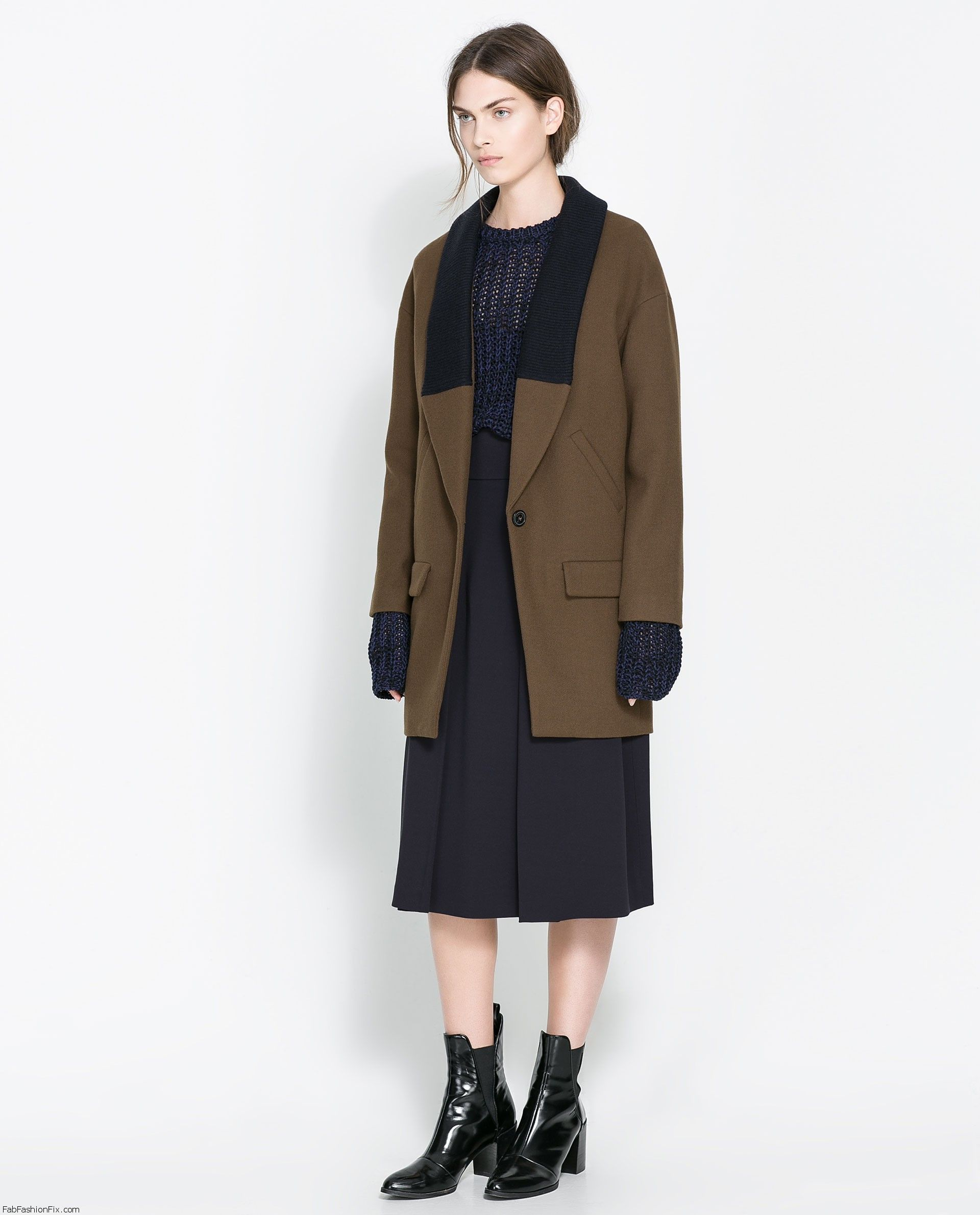 Zara Women Winter Coats - Tradingbasis