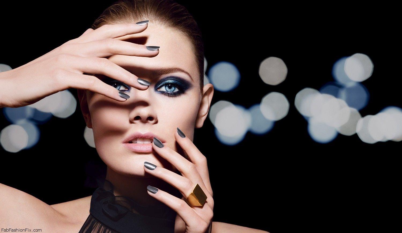 Estee-Lauder-Fall-2013-Makeup-Molten-Metals