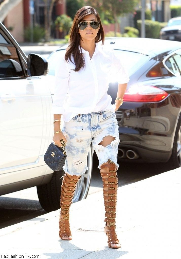 Style Watch Celebrity Streetstyle 25 Fab Fashion Fix