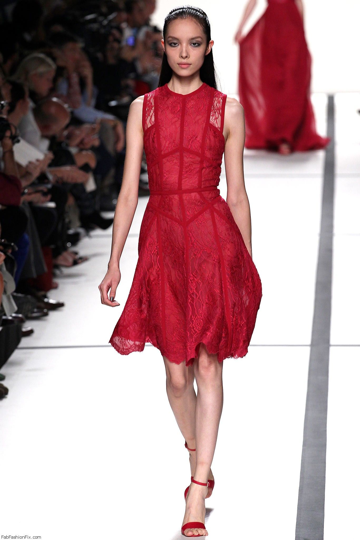 Elie Saab spring/summer 2014 - Paris fashion week - Fab Fashion Fix