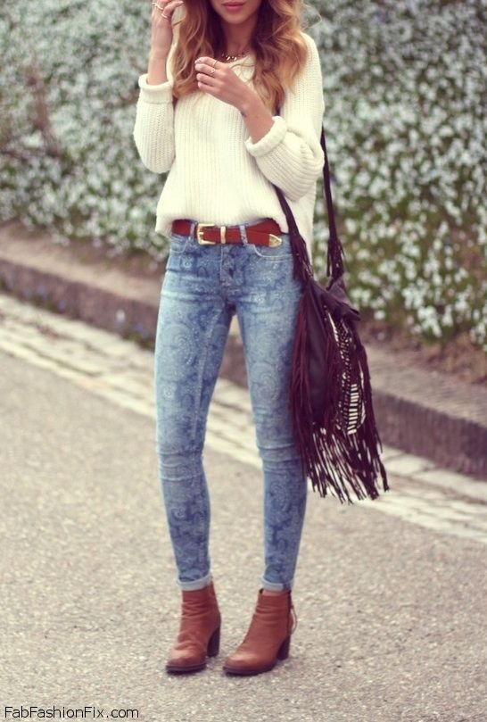 Style Watch 30 Chic Autumn Style Outfits - Fab Fashion Fix