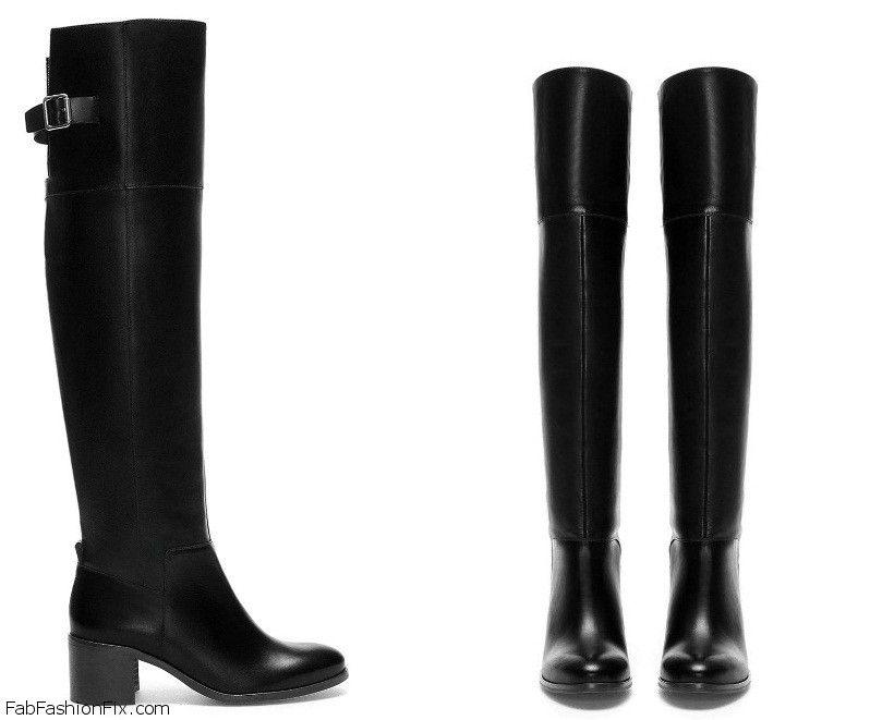 zara shoes winter collection style guru fashion glitz