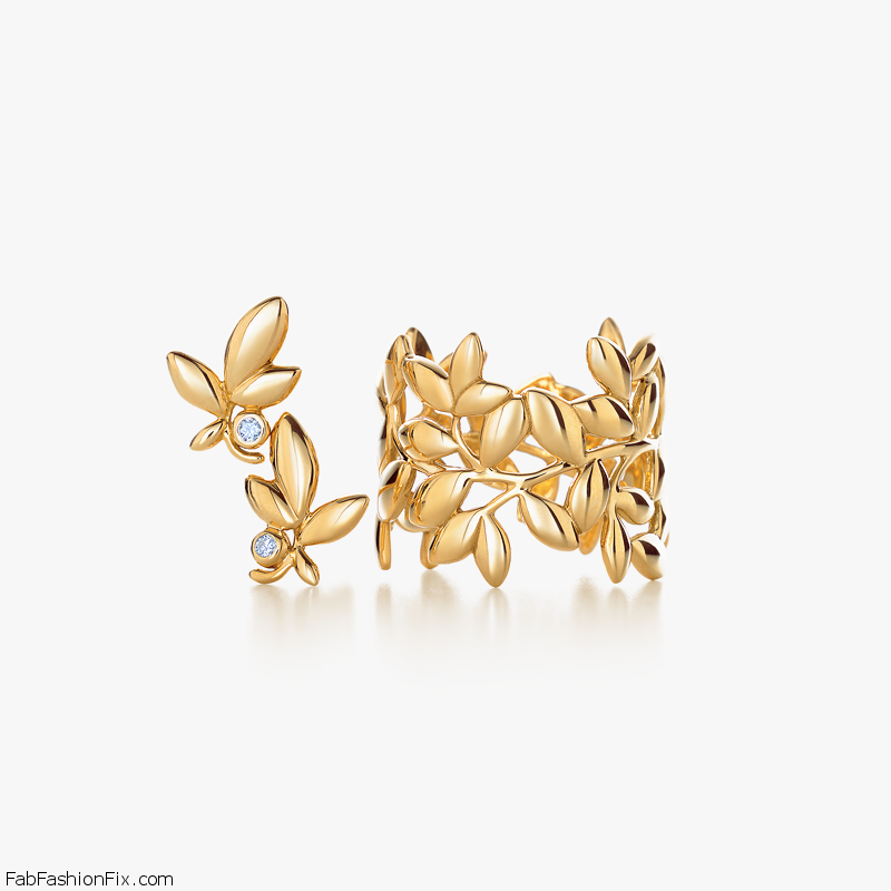 Paloma Picasso For Tiffany Amp Co Quot Olive Leaf Quot Jewelry
