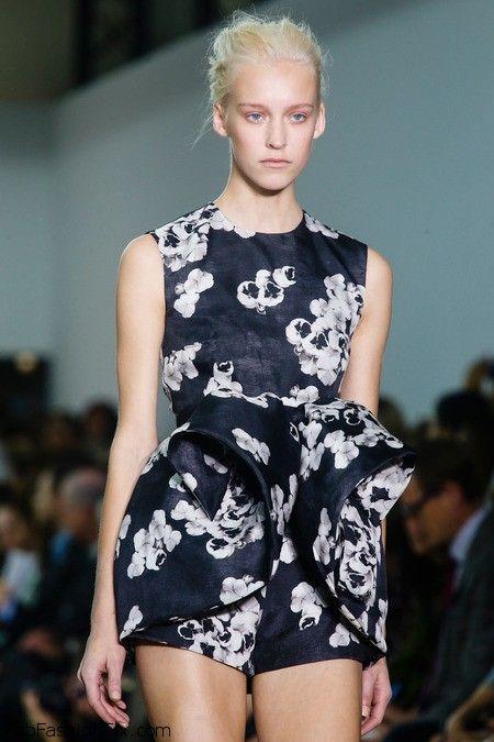 Giambattista Valli spring/summer 2014 – Paris fashion week ...
