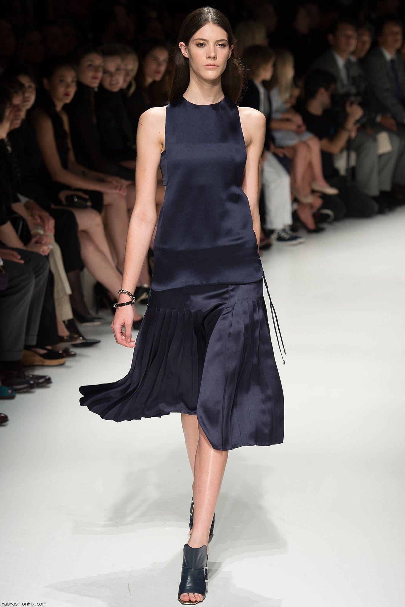 143a607644eb Salvatore Ferragamo spring summer 2014 - Milan fashion week - Fab ...
