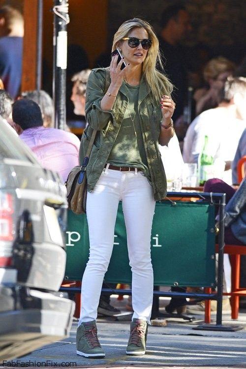 Style Watch Celebrity Streetstyle 26 Fab Fashion Fix