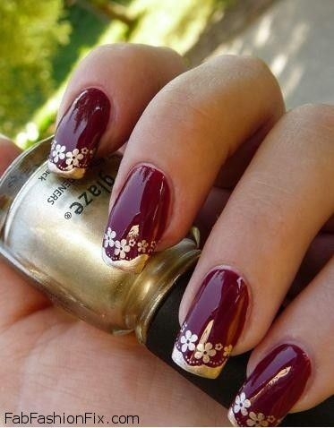 Nails Red Nails Nail Art Inspirations Fab Fashion Fix