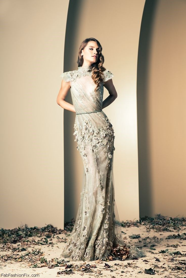 Ziad nakad haute couture fall winter 2013 collection fab for New haute couture designers