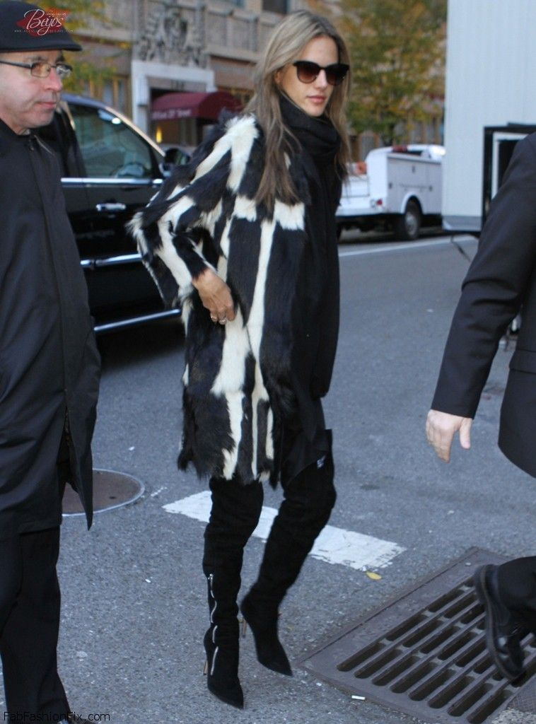 Style Watch Celebrity Streetstyle November 2013 Fab