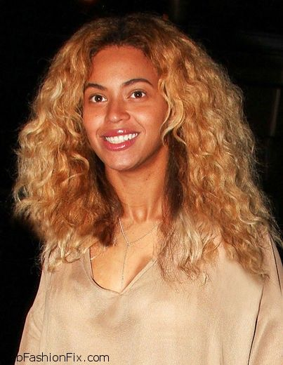 Beyonce Knowles Attending Private Party in NYC