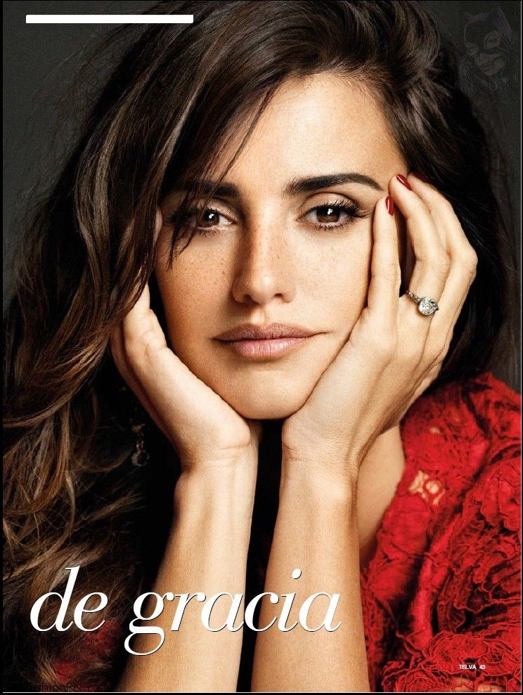 penelope cruz for telva magazine december 2013 fab fashion fix. Black Bedroom Furniture Sets. Home Design Ideas