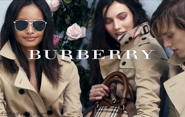 BURBERRY SS 2014 CAMPAIGN 1