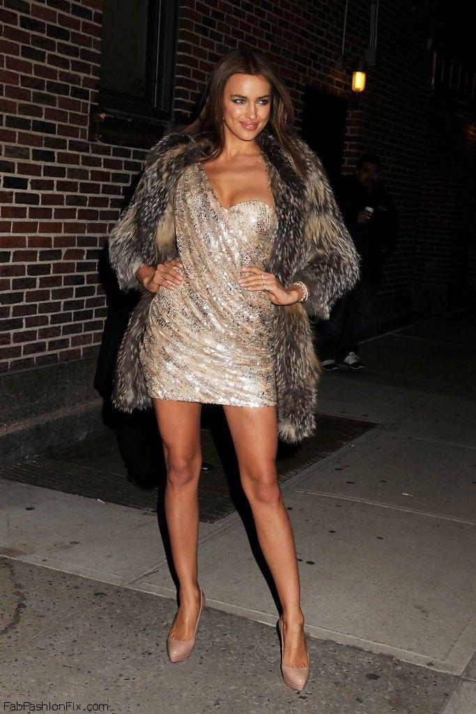 Celebrity Faux Dress
