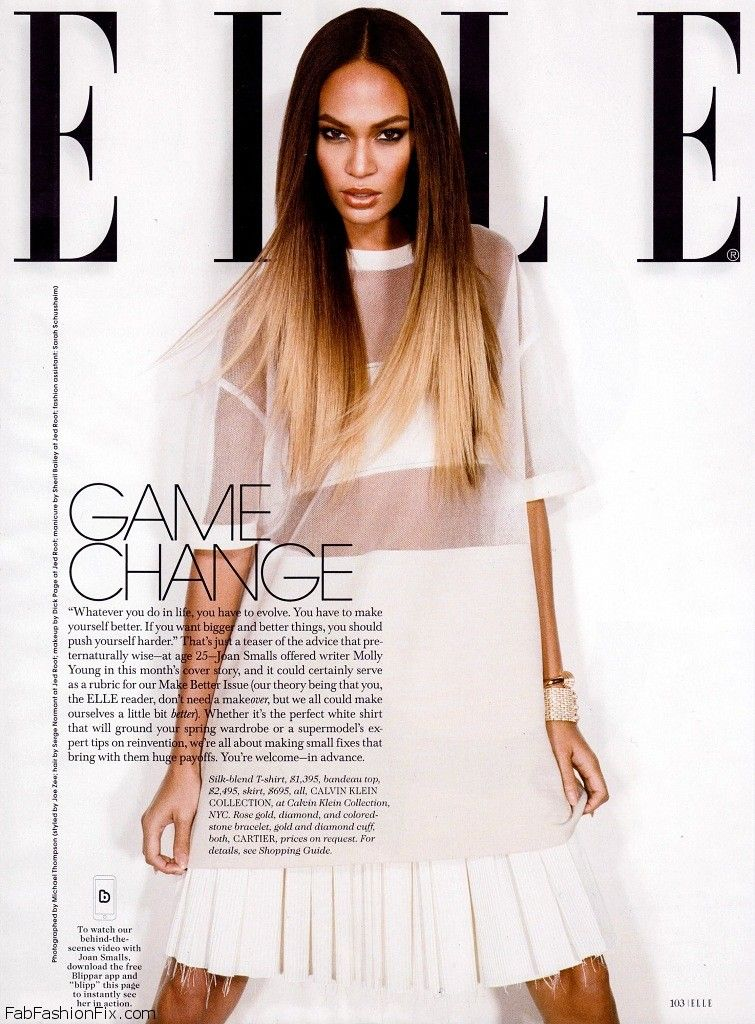 Joan Smalls Elle USA January 2014_02