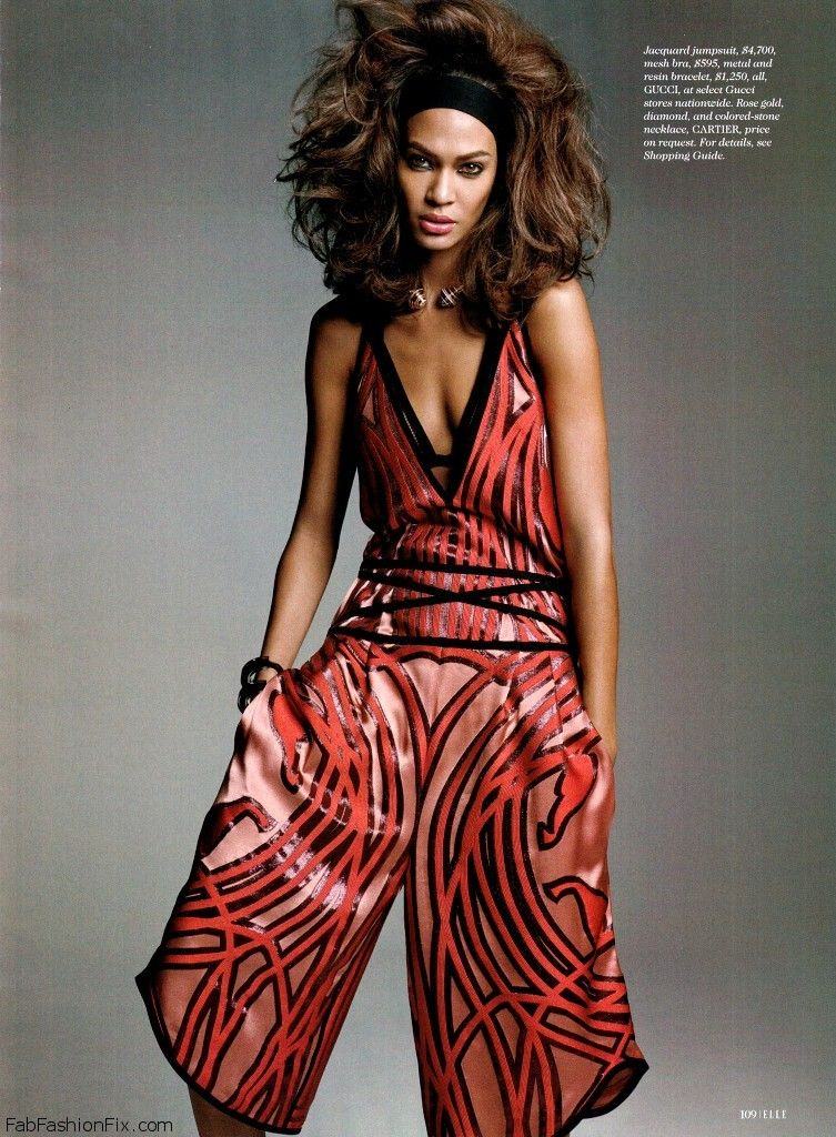 Joan Smalls Elle USA January 2014_07