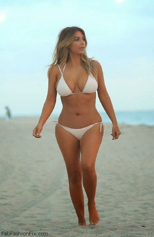Style watch best of celebrity bikini style december 2013 fab