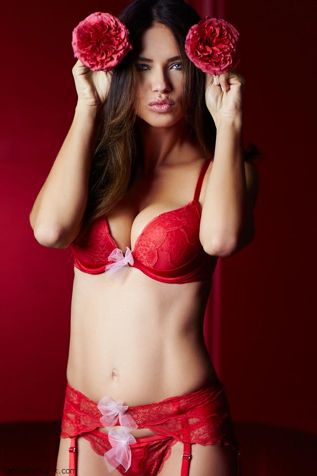 Victoria S Secret Valentine S Day 2014 Campaign Fab Fashion Fix