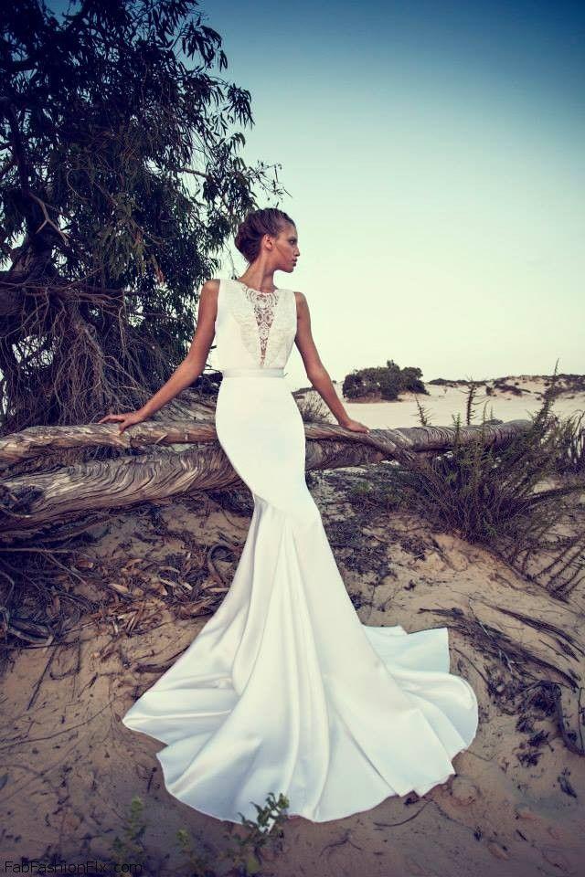 Liz Martinez 2014 Evening wear & Bridal Collection - Fab Fashion Fix