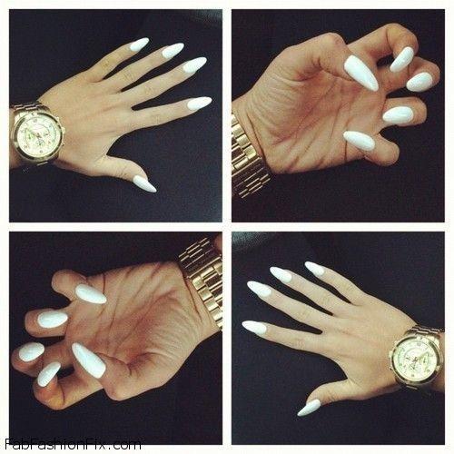 White nails & nail art inspirations