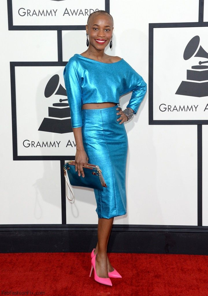 56th+GRAMMY+Awards+Arrivals+MC96_vufA7Nx