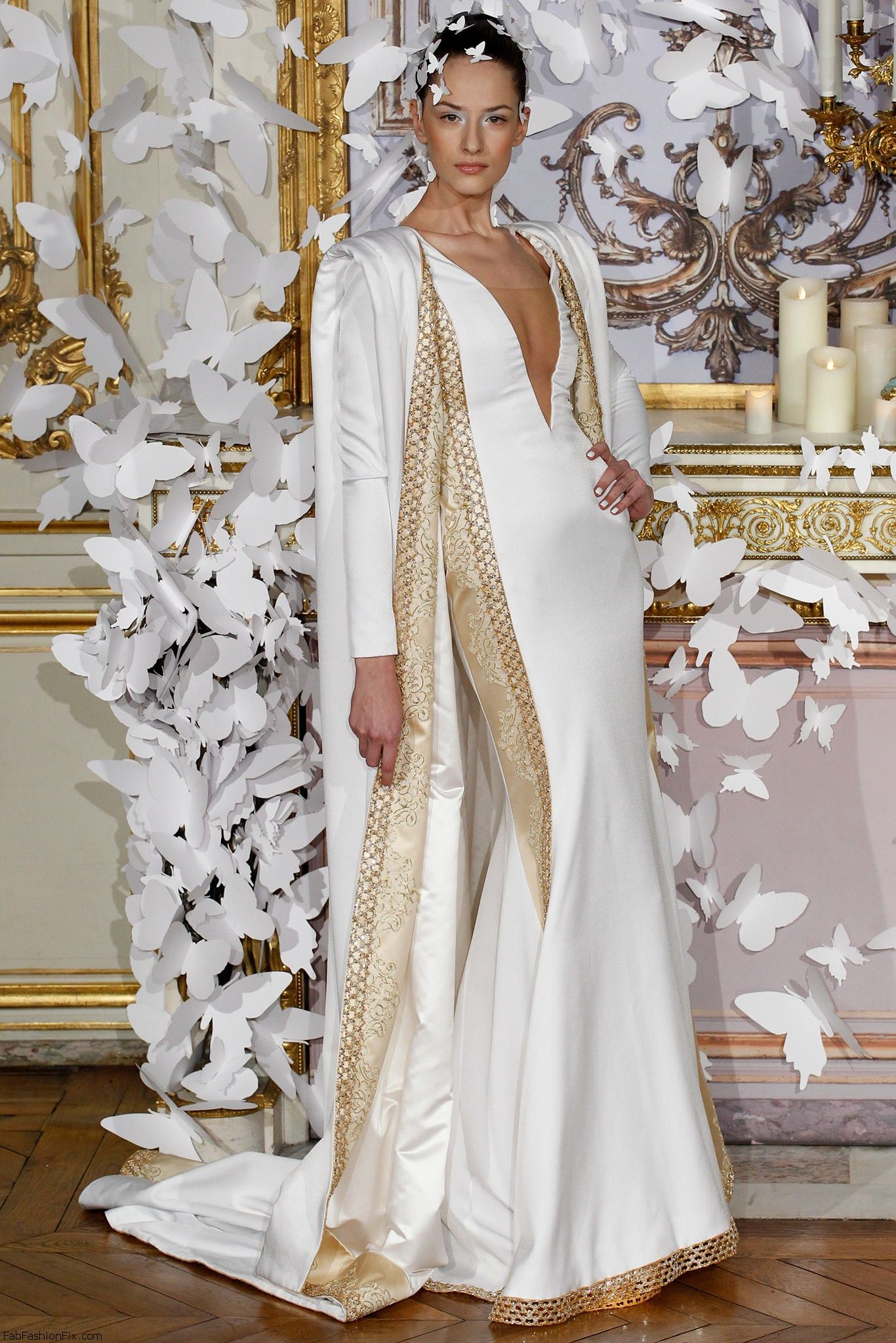 Alexis mabille haute couture spring summer 2014 collection for Haute design