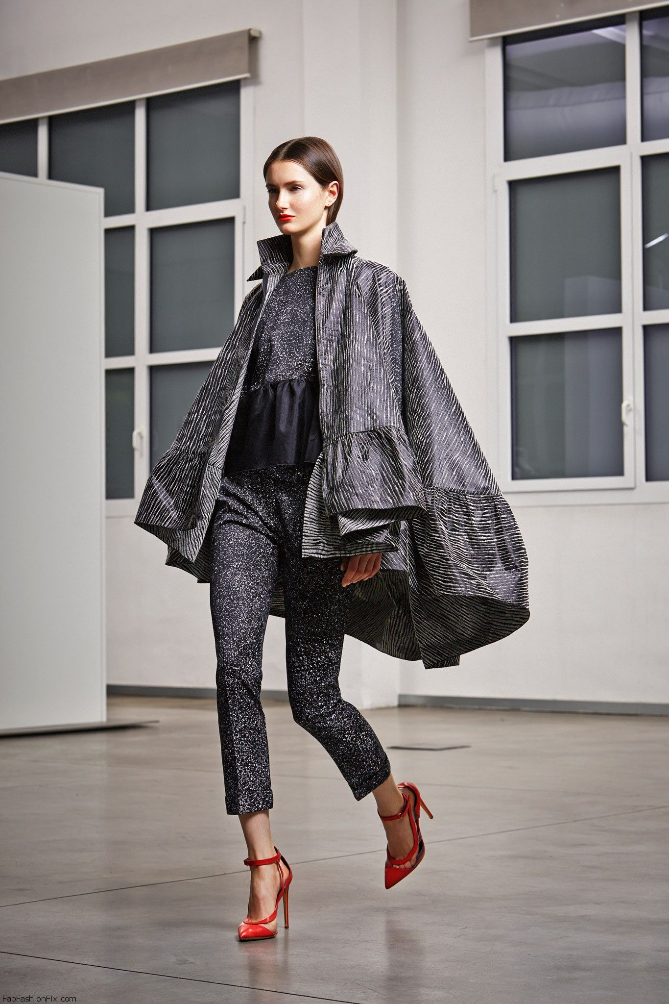 antonio berardi prefall 2014 collection fab fashion fix