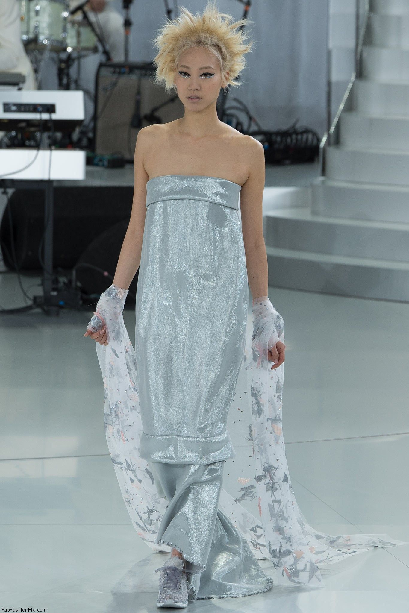 Chanel Haute Couture Spring/Summer 2014 collection - Fab Fashion Fix