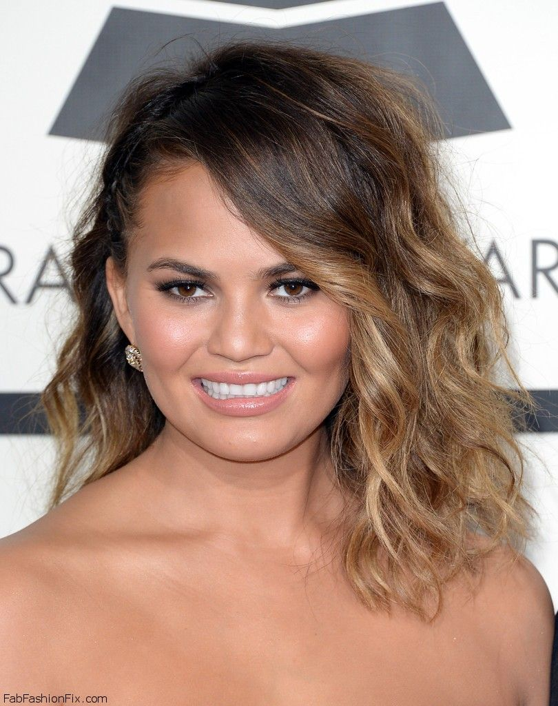 Chrissy+Teigen+56th+GRAMMY+Awards+Arrivals+UjKo4pFrjQ2x