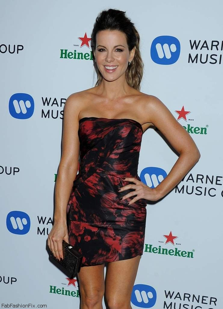 Kate Beckinsale -- Warner Music Group Annual GRAMMY 002