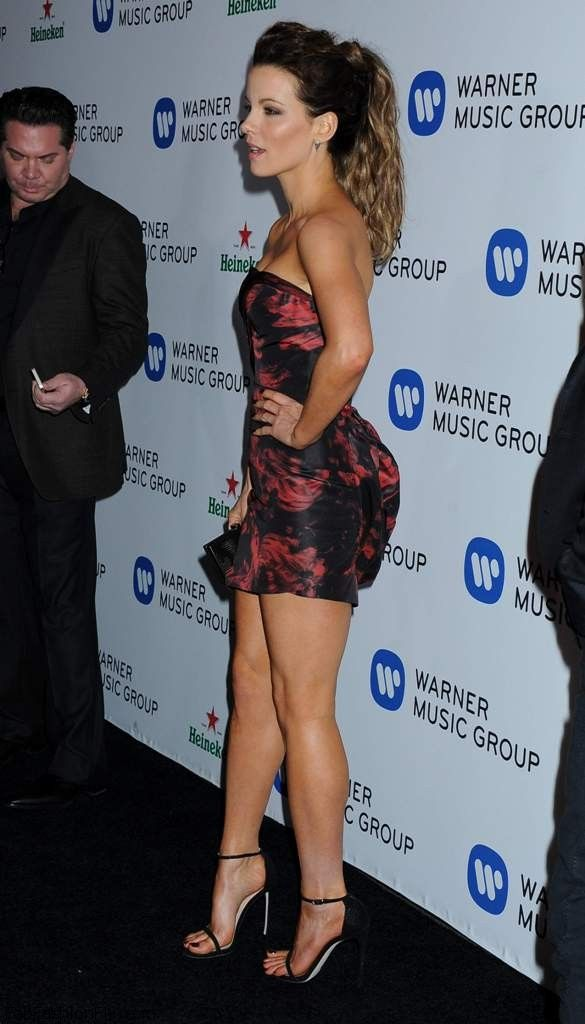 Kate Beckinsale -- Warner Music Group Annual GRAMMY 012