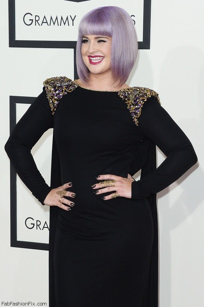 Kelly+Osbourne+56th+GRAMMY+Awards+Arrivals+ie2rcBFXlnUx